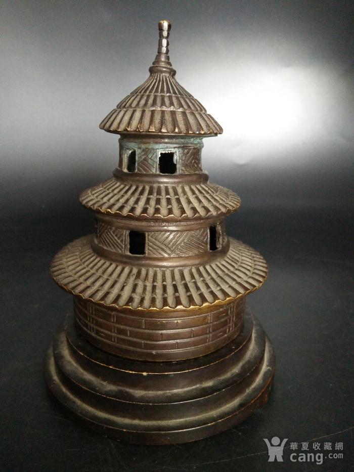 清金铜香炉图10
