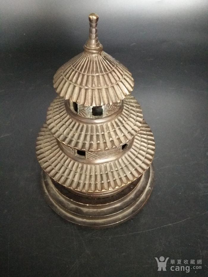 清金铜香炉图11