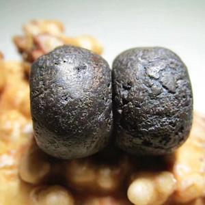 大开门 遼金时期 天外来客 陨石 算盘珠 陨石自古被认为 祛灾辟邪 终