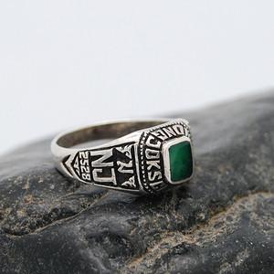 欧式 纯银戒指