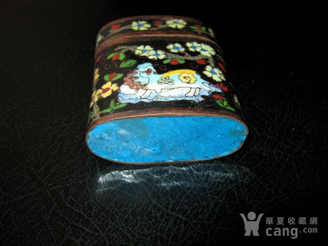 民国景泰蓝盒图5