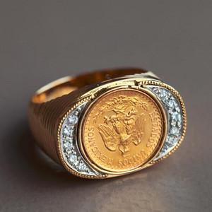 重器,鹰币式大戒指