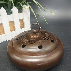 精品铜香炉