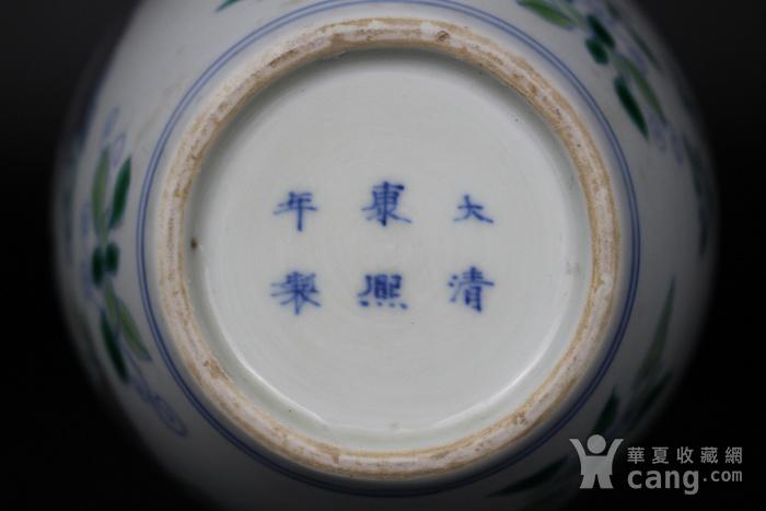 欧亚回流斗彩玉藻纹罐图9