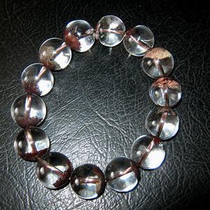 水晶聚宝盆手串