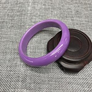 紫云母手镯