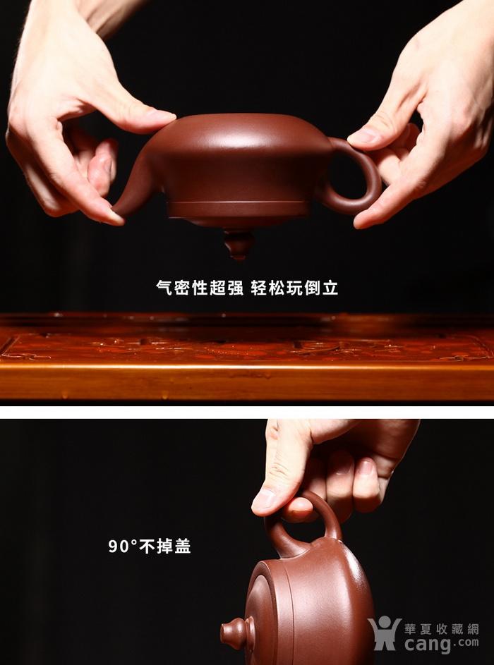 紫砂壶  佛缘壶图4