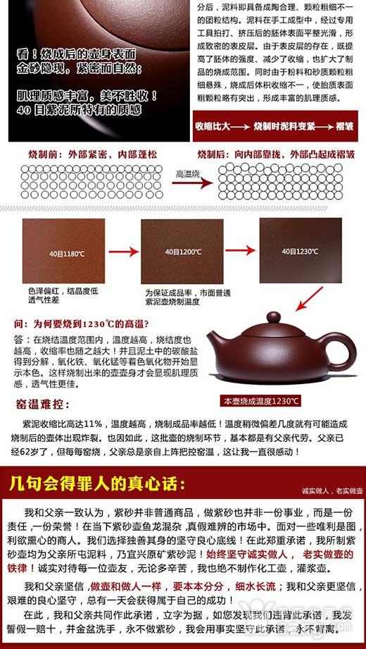 紫砂壶  东坡石瓢壶图9