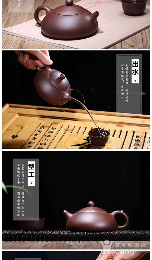 紫砂壶  东坡石瓢壶图12