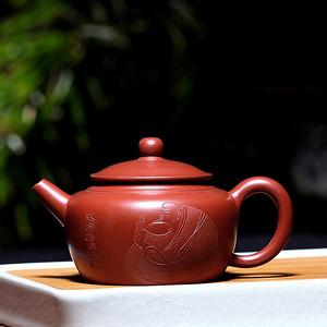 紫砂壶 禅悟壶