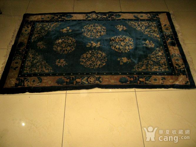 清代老地毯图2