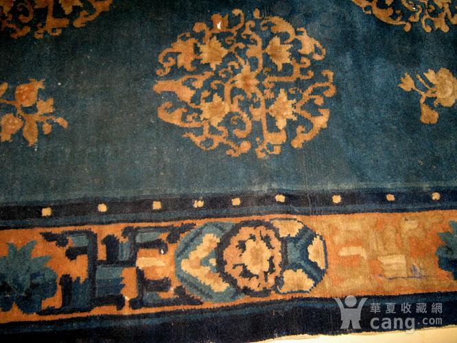 清代老地毯图7