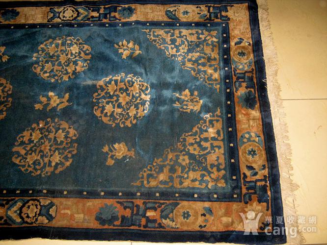 清代老地毯图10