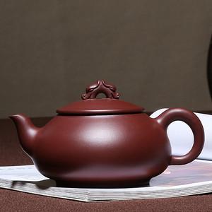 紫砂壶 龙运壶