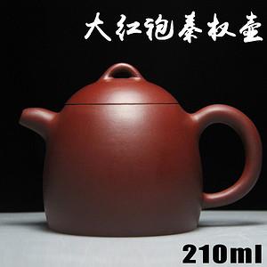 紫砂壶 秦权壶