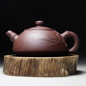 紫砂壶  小丹竹壶