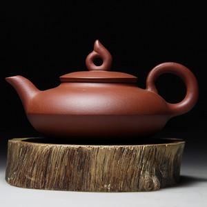 紫砂壶 火焰壶