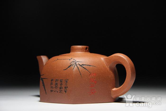 紫砂壶 六方君子壶图2