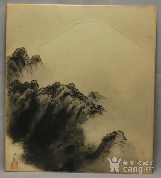 富士山,册页图4