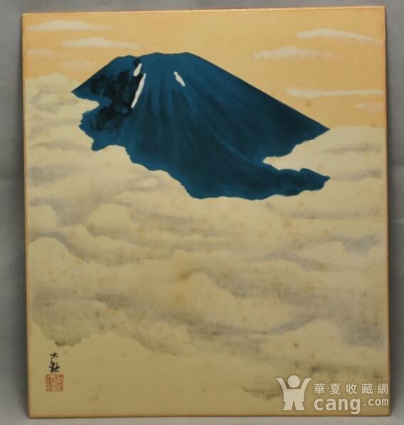 富士山,册页图3