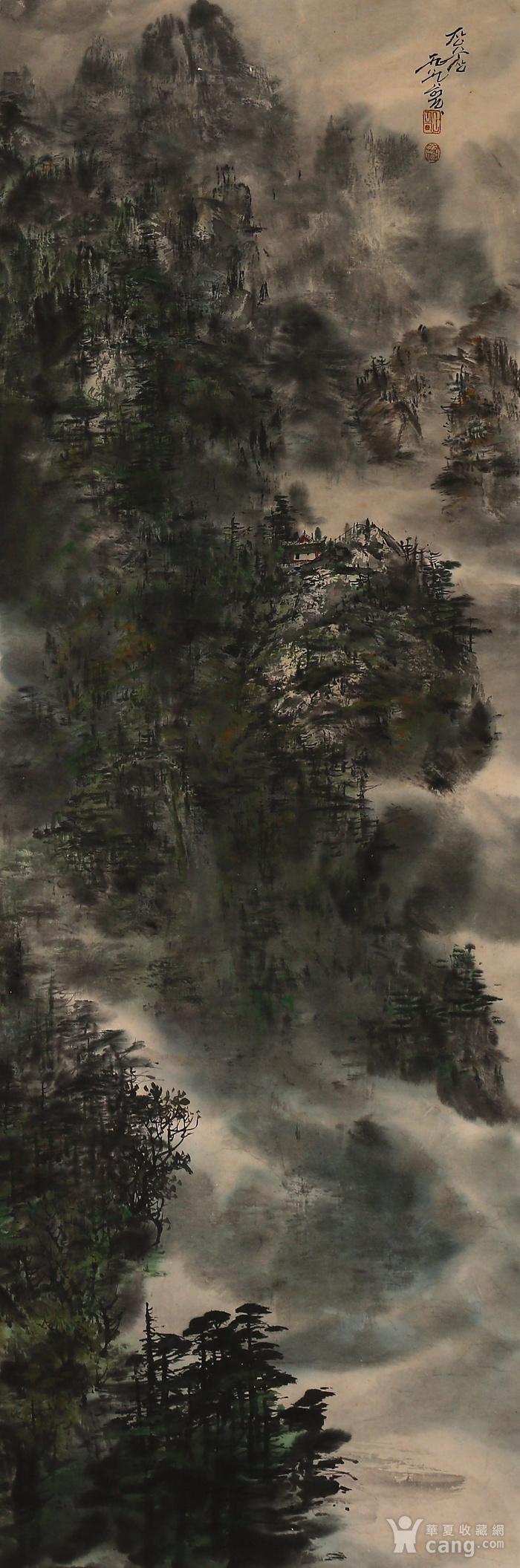 大气山水图2