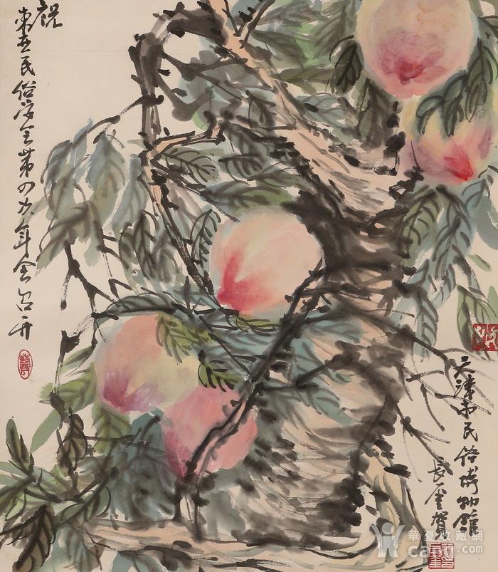 压轴,蔡长奎,作品图2