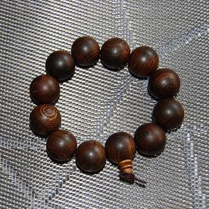 天然 木珠子手镯