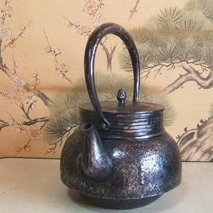 保寿堂,铁壶