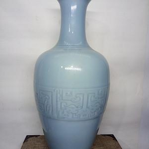 联盟 印花瓶