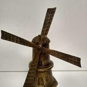 十九世纪荷兰造铜制大丰车铃铛 4