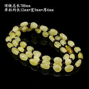 天然蜜蜡项链1161