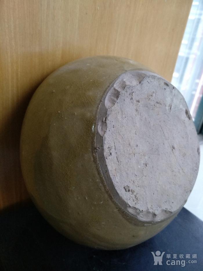 唐,越窑钵,高7Cm,口径16.6 15.9Cm。图8