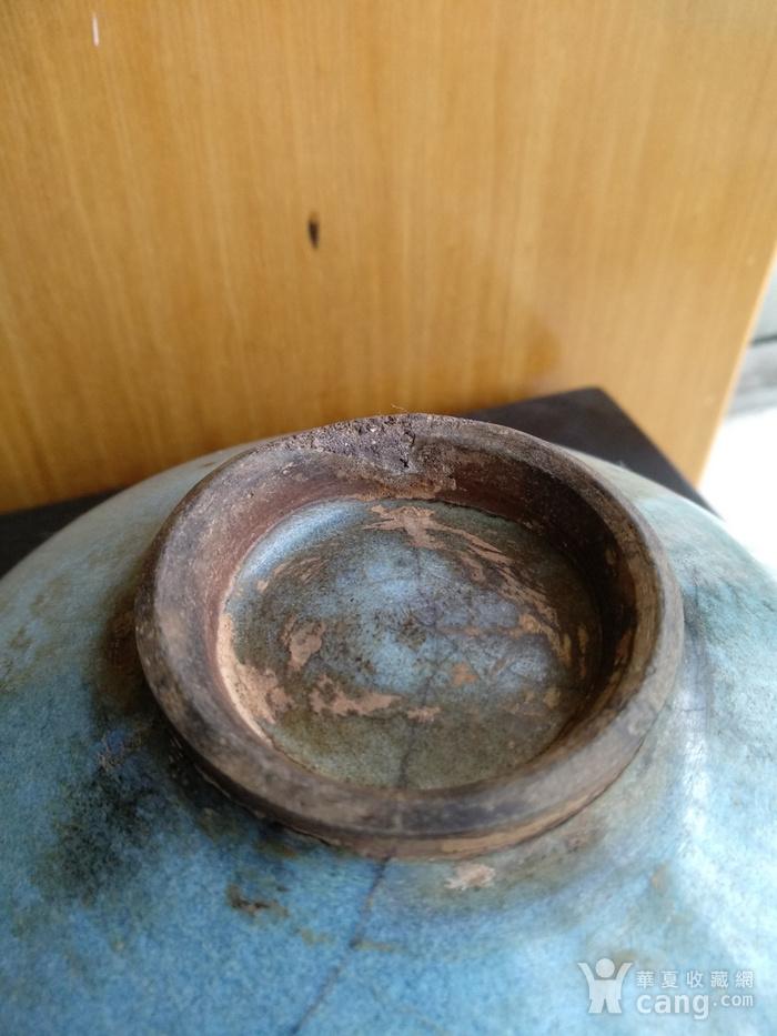 宋 元钧窑碗。口径17.5Cm,高85Cm。图8