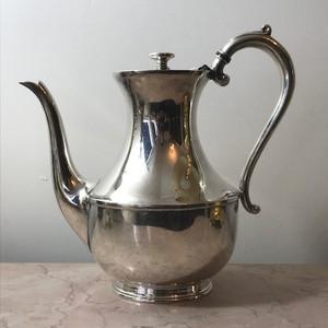 9019 英国谢菲尔德镀银咖啡壶