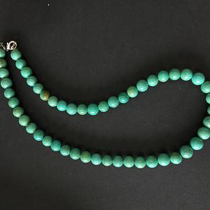 8010绿松石项链