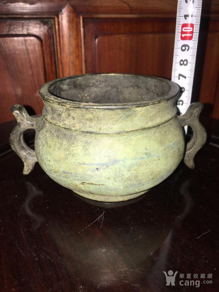 铜香炉一个图2
