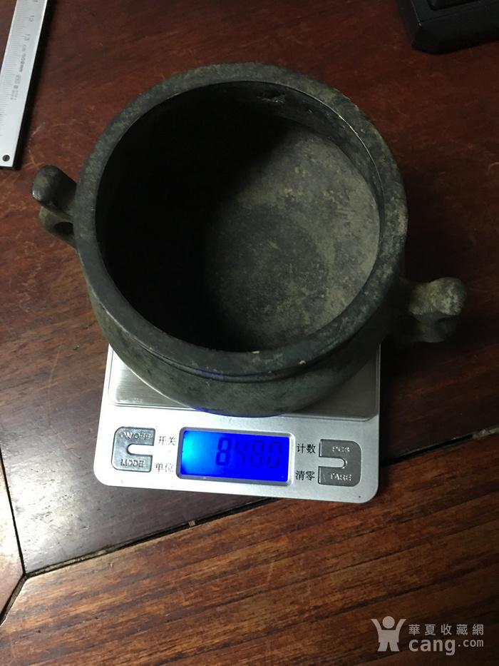 铜香炉一个图9