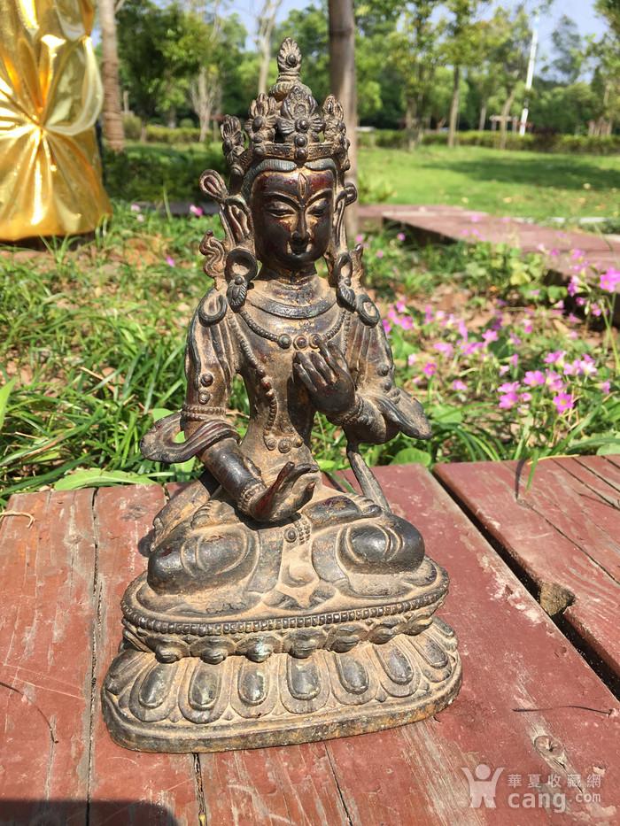 铜佛像一尊图1