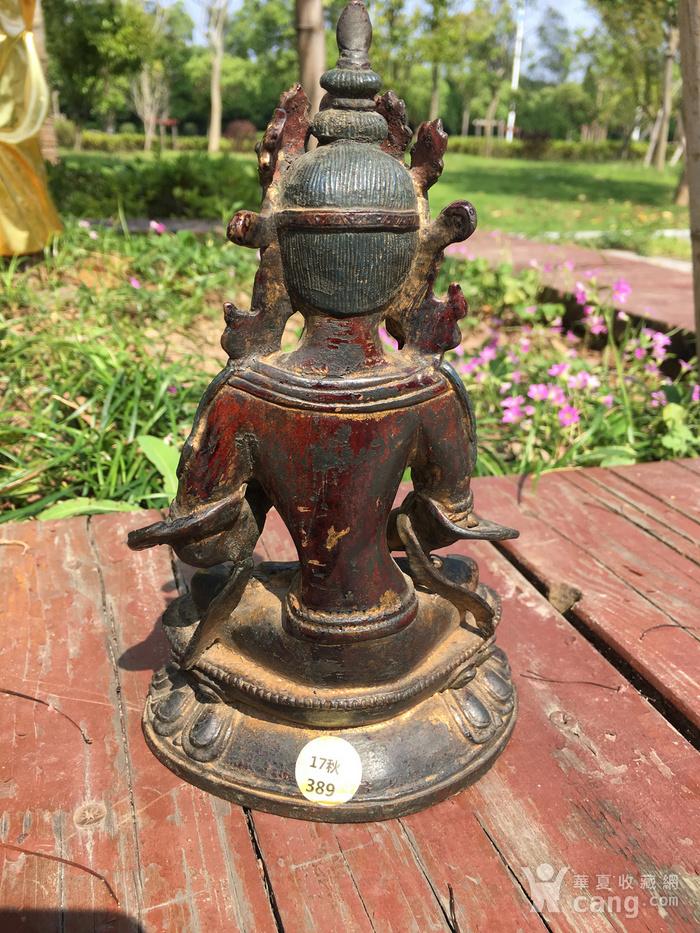 铜佛像一尊图2