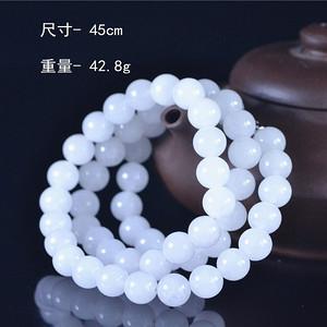 和田玉   美品项链  颗颗珠玑