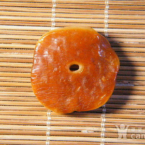 波罗的海天然老蜜蜡.饼子6.7克