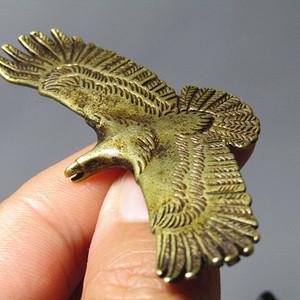 欧洲回流 老铜打造 大鹏展翅