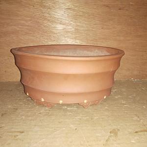 造型独特文革紫砂盆