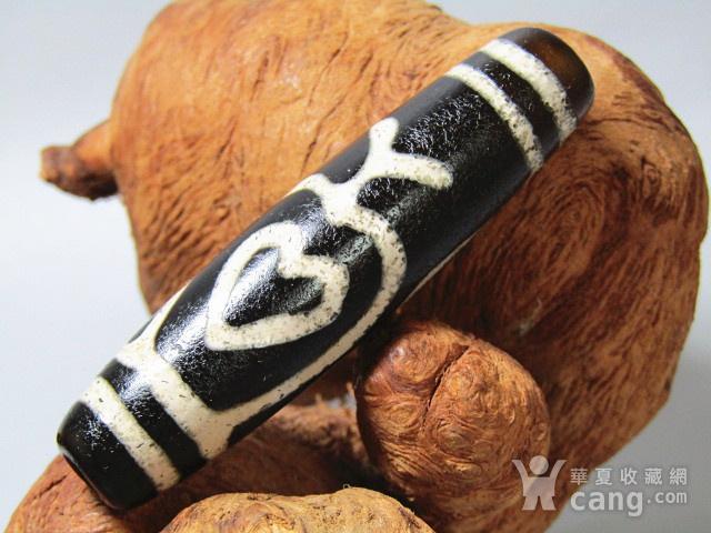 藏传 玛瑙古瓶 天珠 包浆醇熟图1