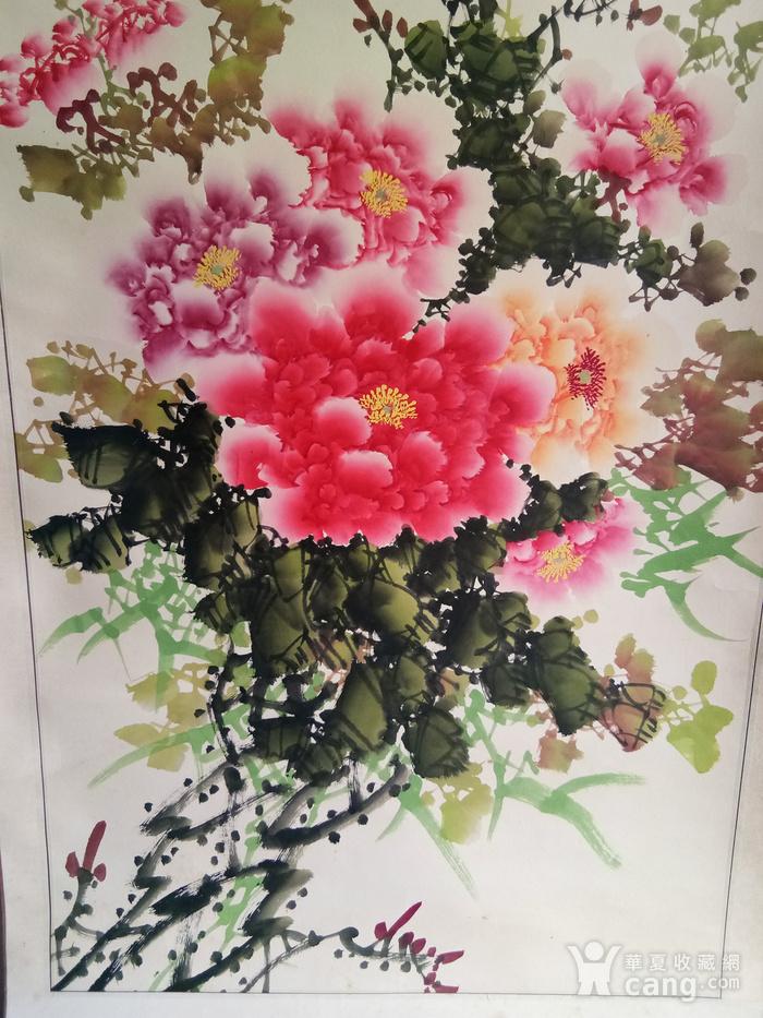 牡丹画 花开富贵图3
