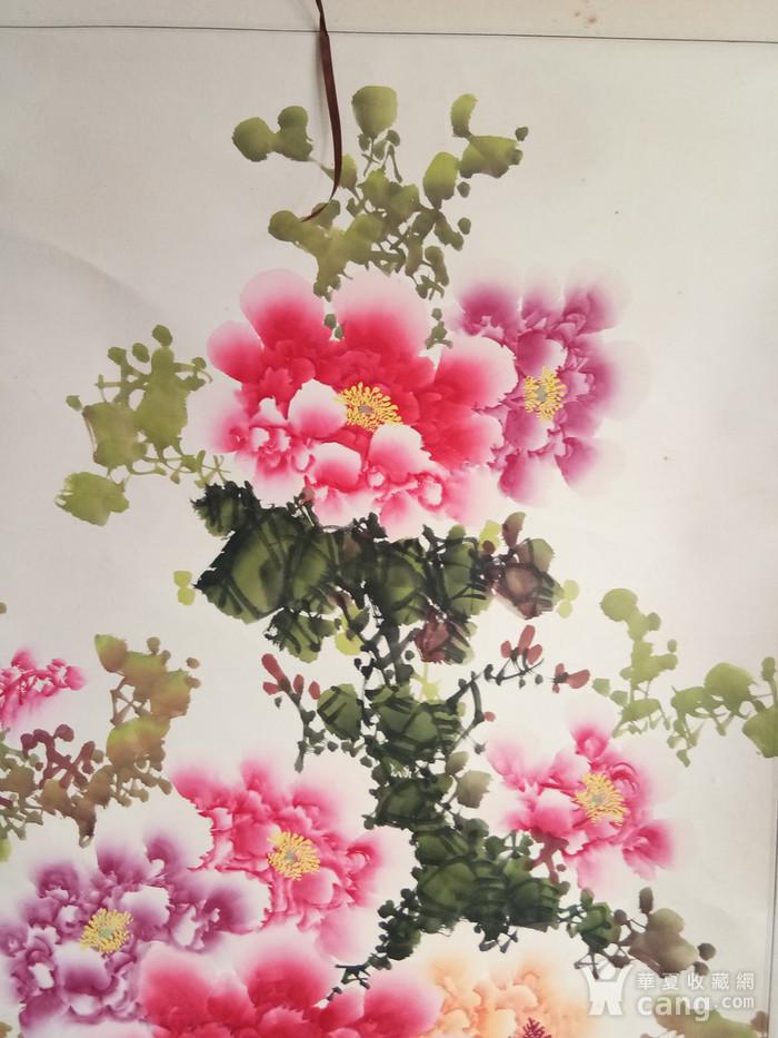 牡丹画 花开富贵图2