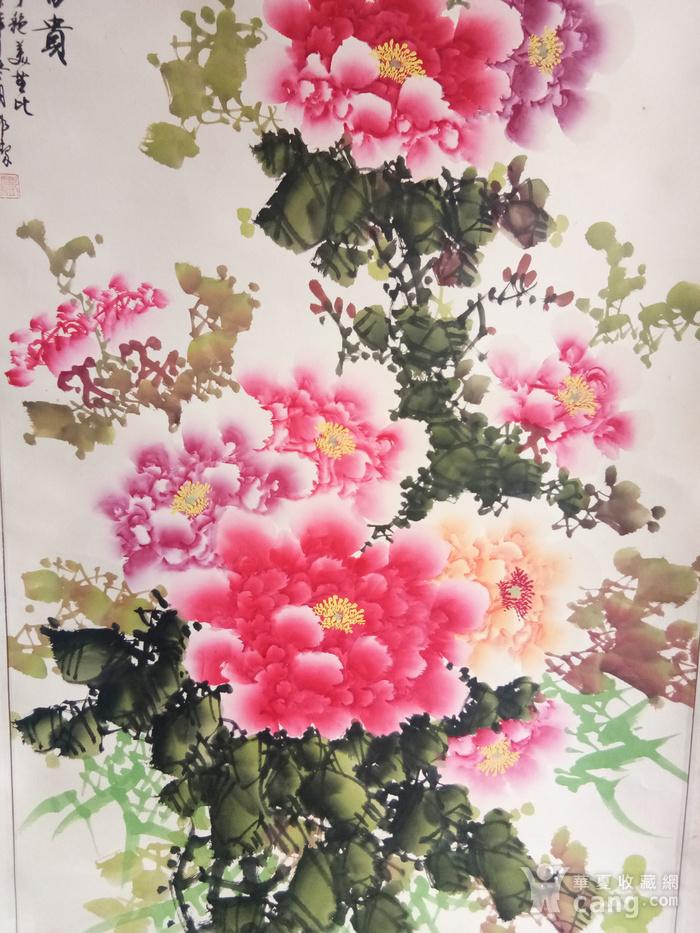 牡丹画 花开富贵图4