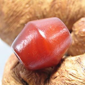 清红玛瑙 福腰珠 包浆熟厚
