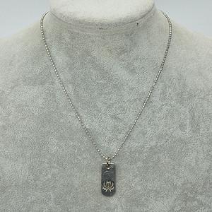 5.5克金属吊坠项链