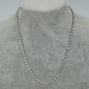 8.5克镶水晶项链